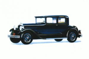 Packard Standard V8 Coupe 1930