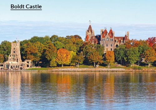 Boldt Castle, USA