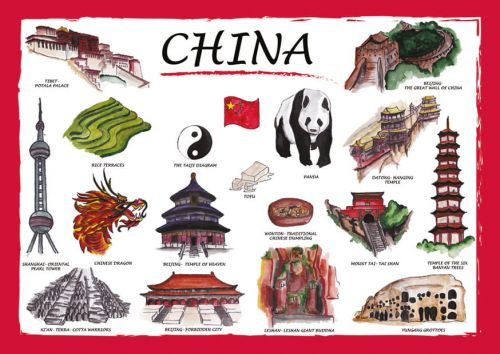 Countries of the World: Chiny