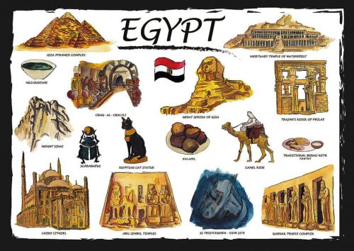 Countries of the World: Egypt