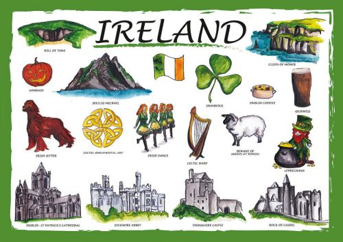 Countries of the World: Ireland