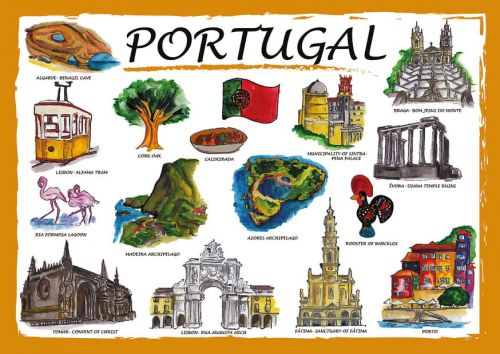 Countries of the World: Portugal