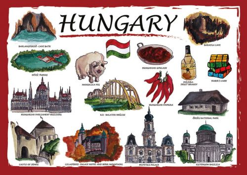 Countries of the World: Hungary