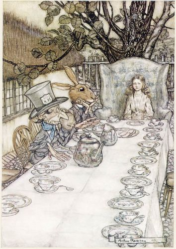 Alice: Mad Tea party